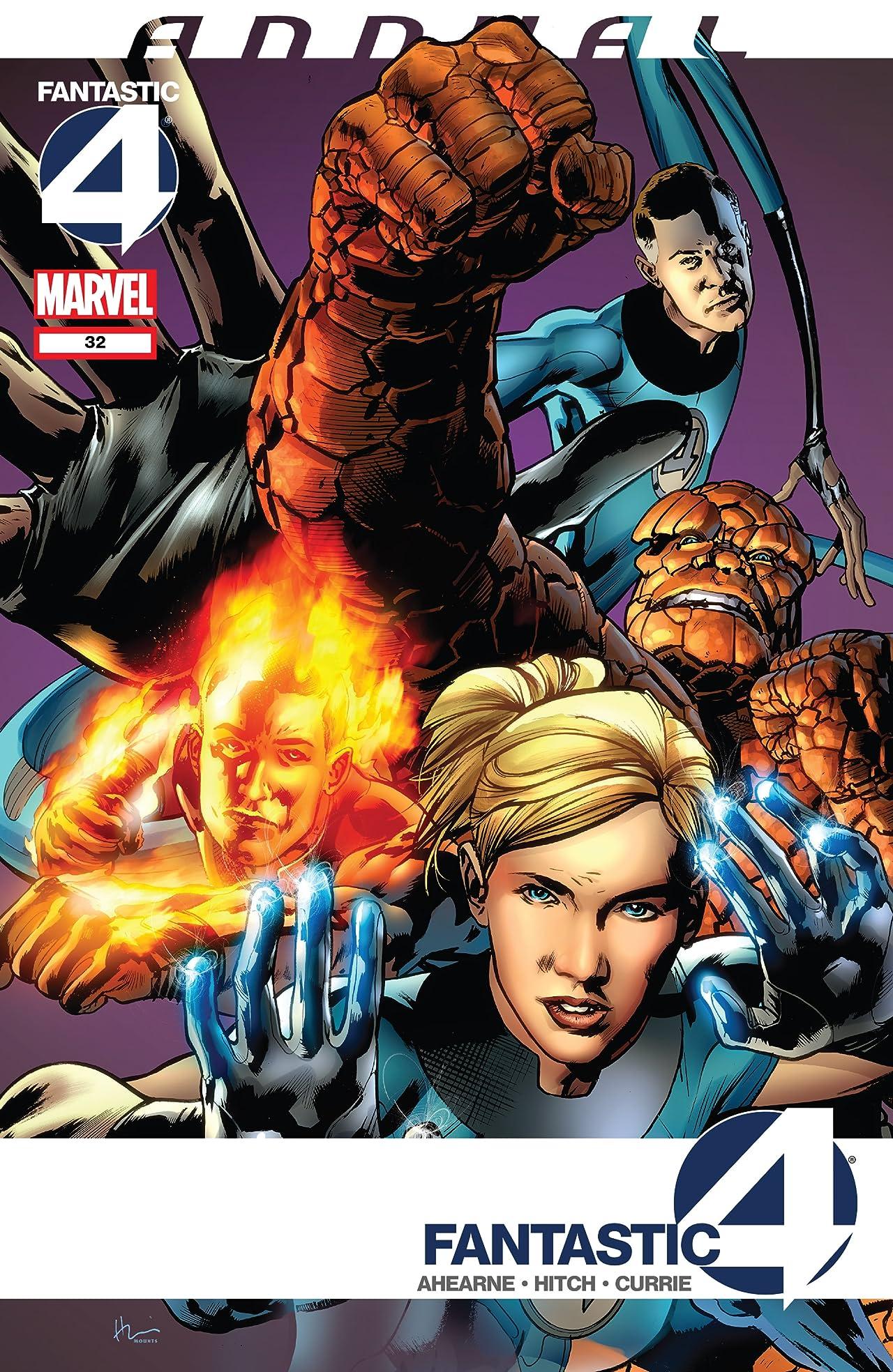 Fantastic Four (1998-2012) Annual #32