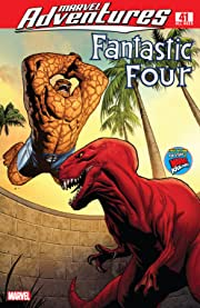 Marvel Adventures Fantastic Four (2005-2009) #41