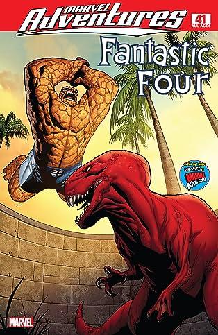 Marvel Adventures Fantastic Four (2005-2009) #41