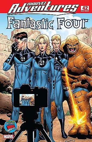 Marvel Adventures Fantastic Four (2005-2009) #42