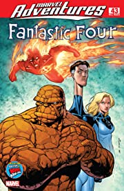 Marvel Adventures Fantastic Four (2005-2009) #43