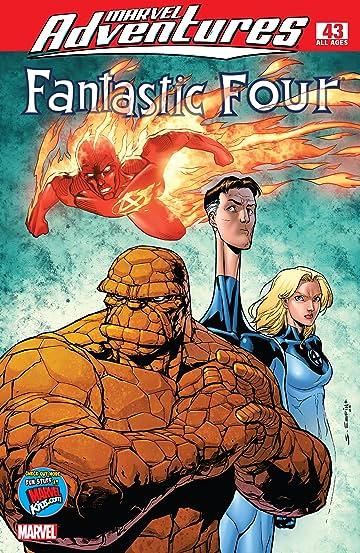 Marvel Adventures Fantastic Four (2005-2009) #43
