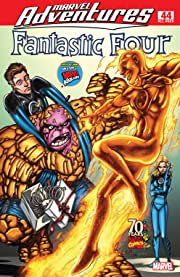 Marvel Adventures Fantastic Four (2005-2009) #44