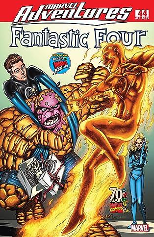 Marvel Adventures Fantastic Four (2005-2009) #44