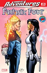 Marvel Adventures Fantastic Four (2005-2009) #45