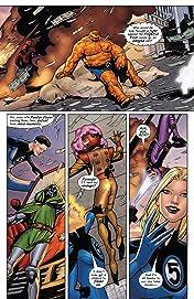 Marvel Adventures Fantastic Four (2005-2009) #45