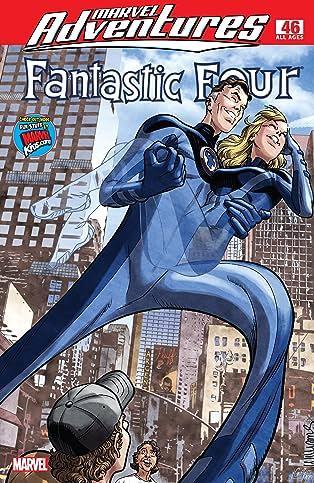 Marvel Adventures Fantastic Four (2005-2009) #46