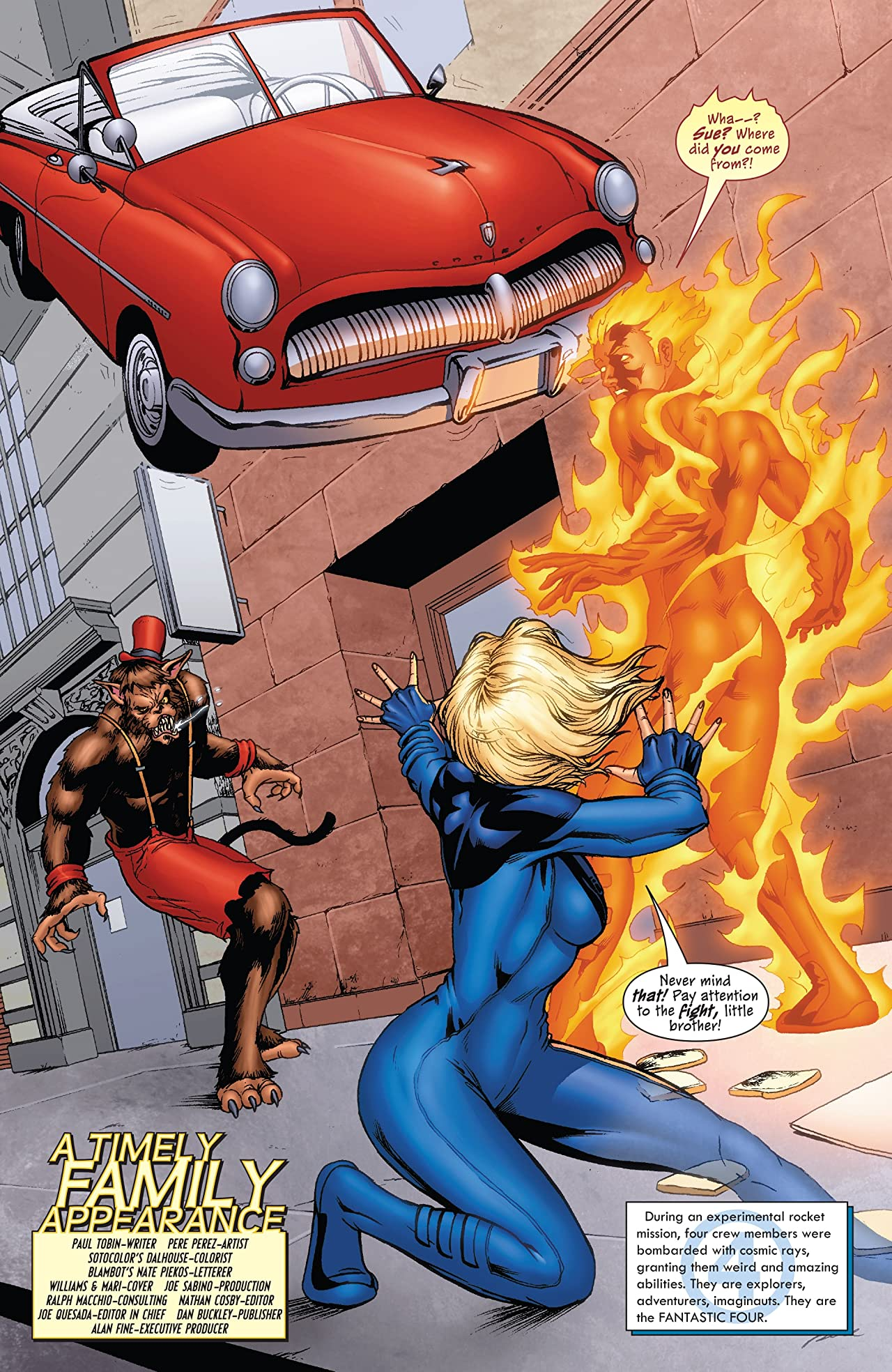 Marvel Adventures Fantastic Four (2005-2009) #46