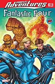 Marvel Adventures Fantastic Four (2005-2009) #48