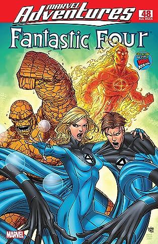Marvel Adventures Fantastic Four (2005-2009) #48