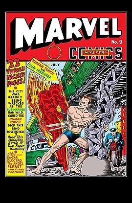 Marvel Mystery Comics (1939-1949) #9