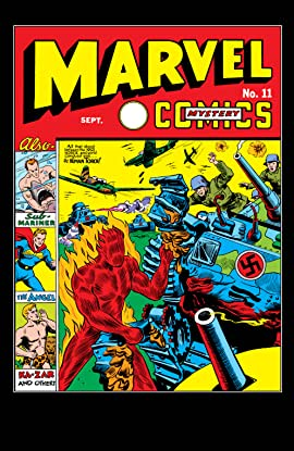 Marvel Mystery Comics (1939-1949) #11