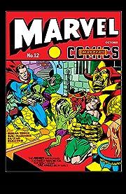 Marvel Mystery Comics (1939-1949) #12
