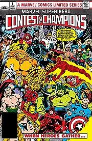 Marvel Super Hero Contest of Champions (1982) #1 (of 3)