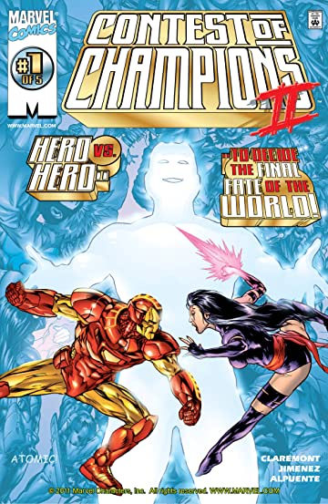 Contest of Champions II (1999) #1