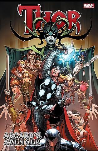 Thor: Asgard's Avenger (2011) #1