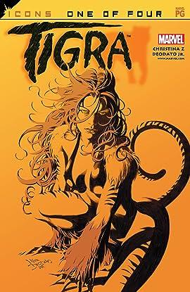 Avengers Icons: Tigra (2002) #1