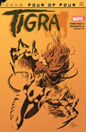 Avengers Icons: Tigra (2002) #4