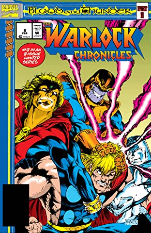 Warlock Chronicles (1993-1994) #8