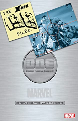X-Men: The 198 Files (2006) #1