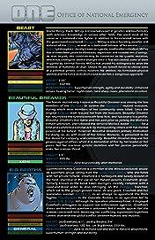 X-Men: The 198 Files (2006) #1