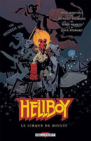 Hellboy Vol. 16: Le Cirque de minuit