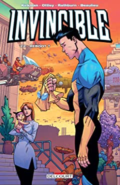 Invincible Vol. 22: Reboot ?