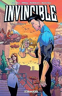 Invincible Tome 22: Reboot ?