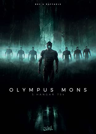 Olympus Mons Tome 3: Hangar 754