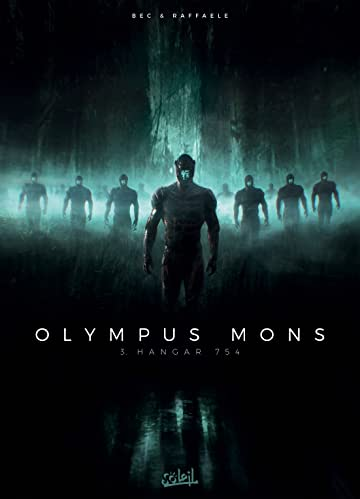 Olympus Mons Vol. 3: Hangar 754