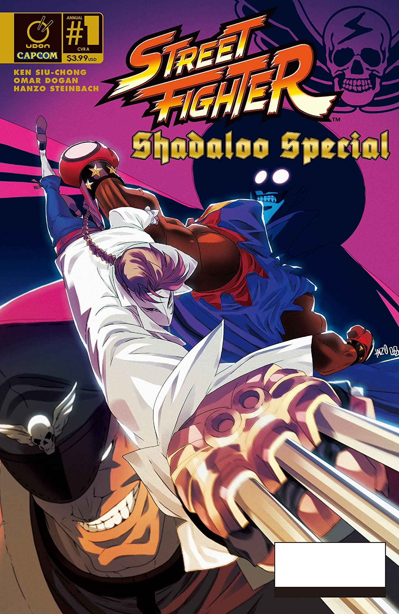 Street Fighter: Shadaloo Special #1