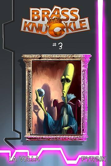 Brass Knuckle #3