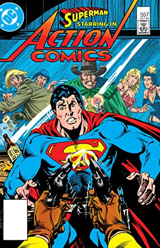 Action Comics (1938-2011) No.557