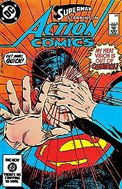 Action Comics (1938-2011) #558