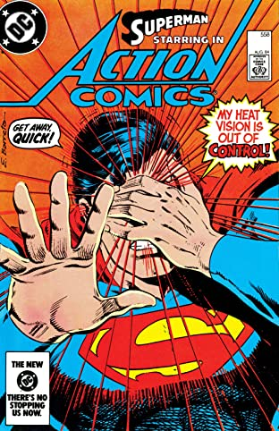 Action Comics (1938-2011) No.558