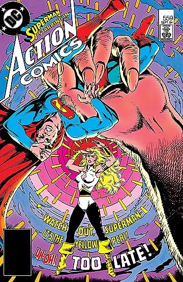 Action Comics (1938-2011) #559