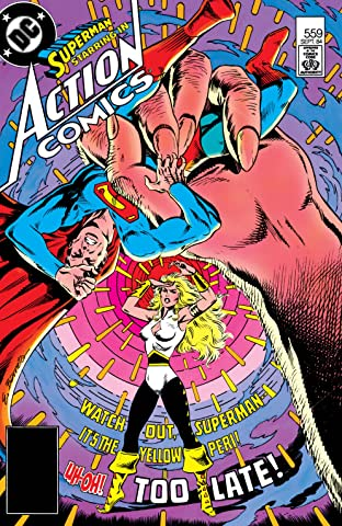 Action Comics (1938-2011) No.559