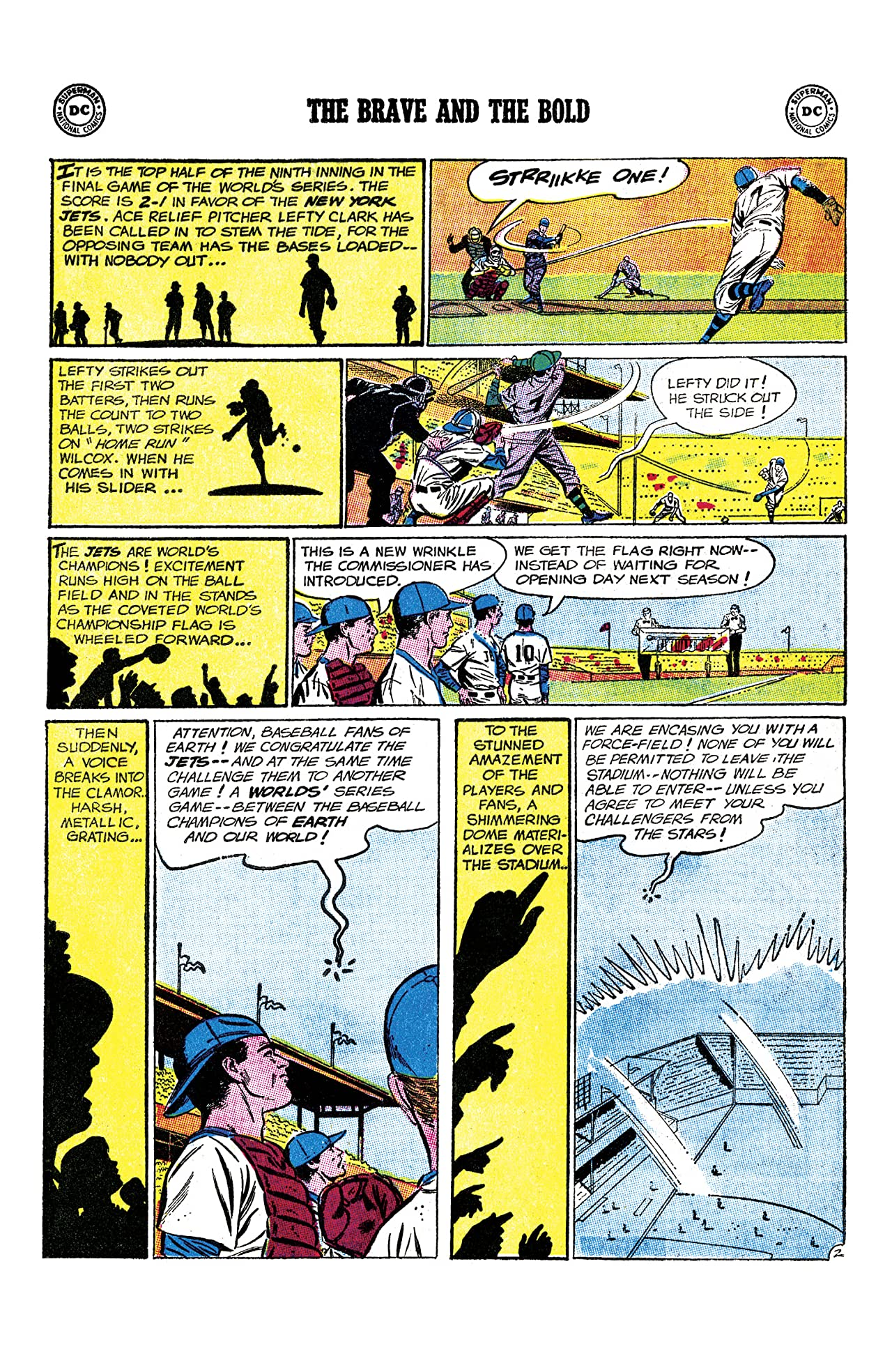 The Brave and the Bold (1955-1983) #45