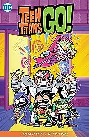 Teen Titans Go! (2013-) #52