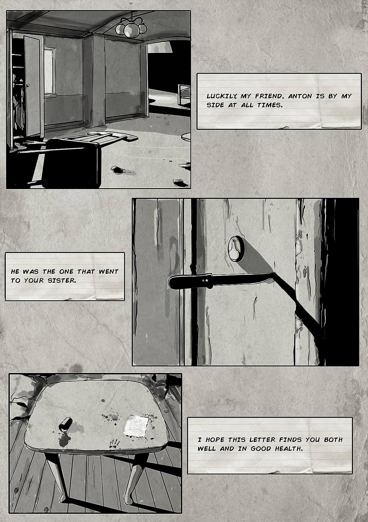 Kholat: Aftermath #1