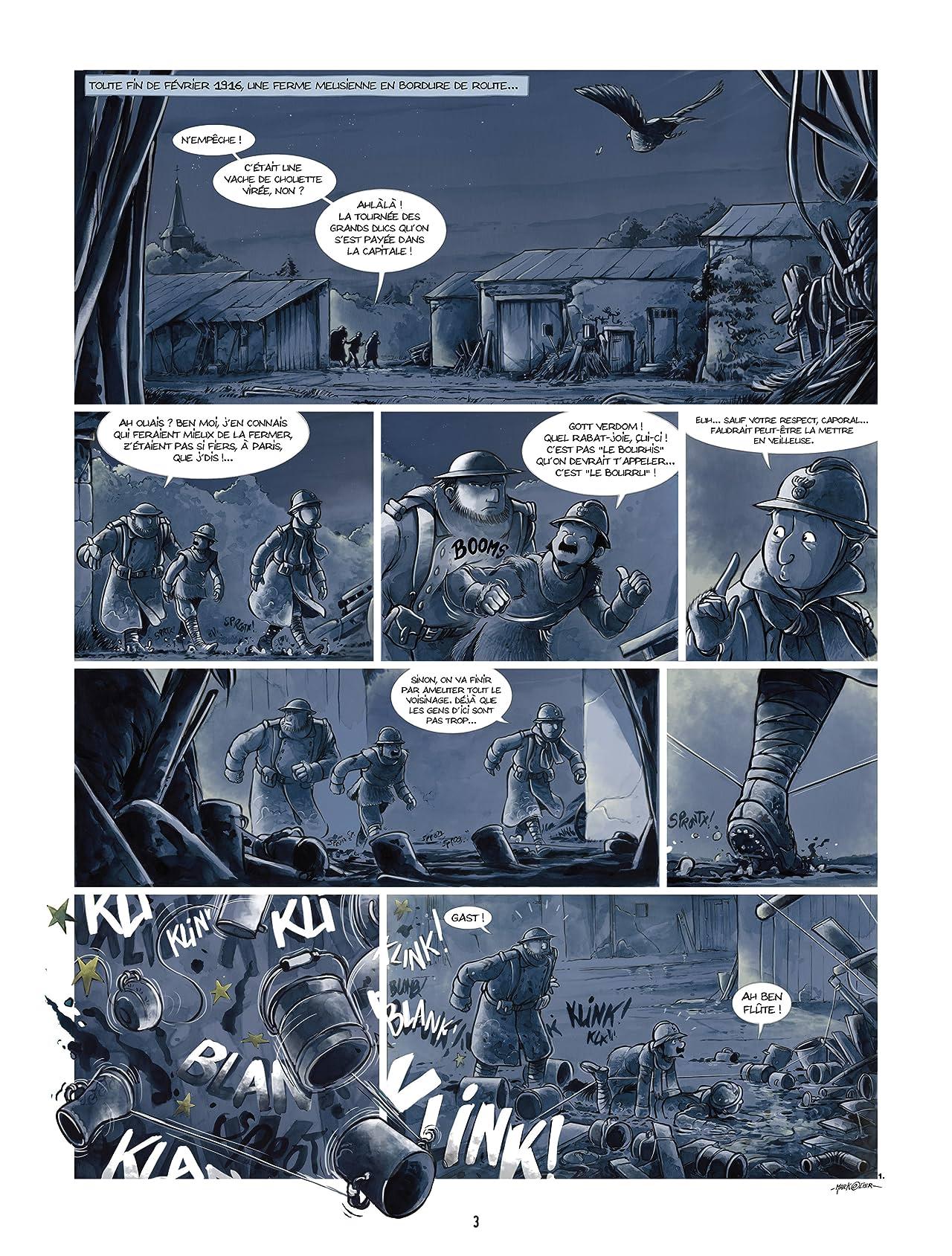 Les Godillots Vol. 4: Le tourniquet de l'enfer