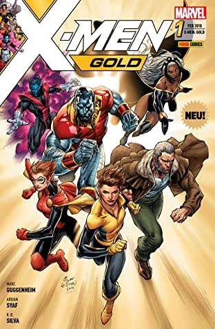 X-Men: Gold Vol. 1: Ein neuer Morgen