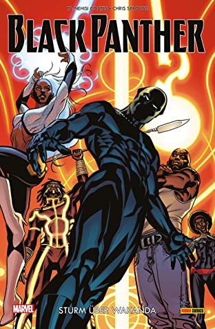 Black Panther Vol. 2: Sturm über Wakanda