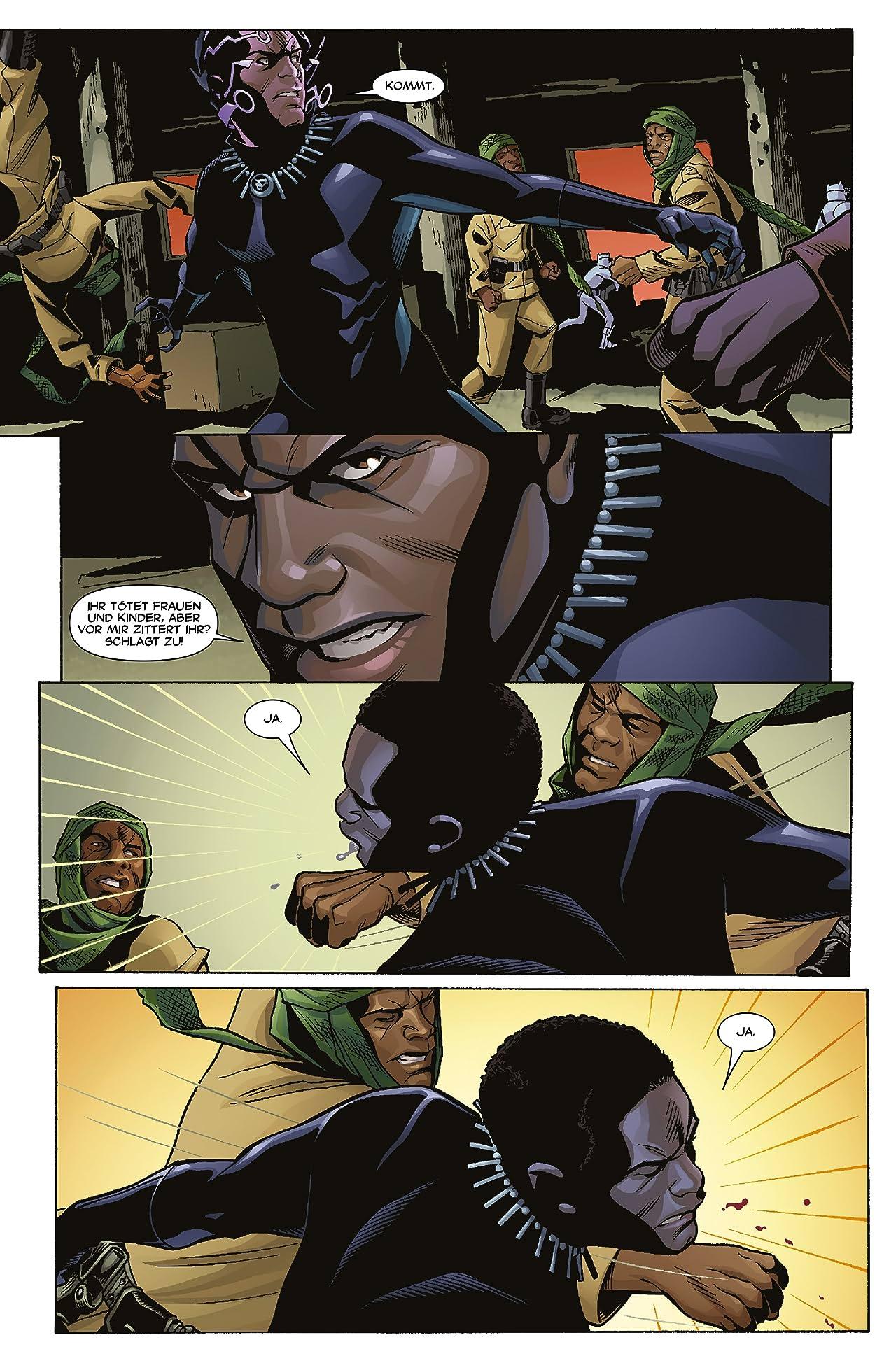 Black Panther Vol. 2: Sturm über Wakanda