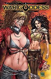 War Goddess #3