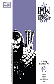 Immortal Weapons #3 (of 5)