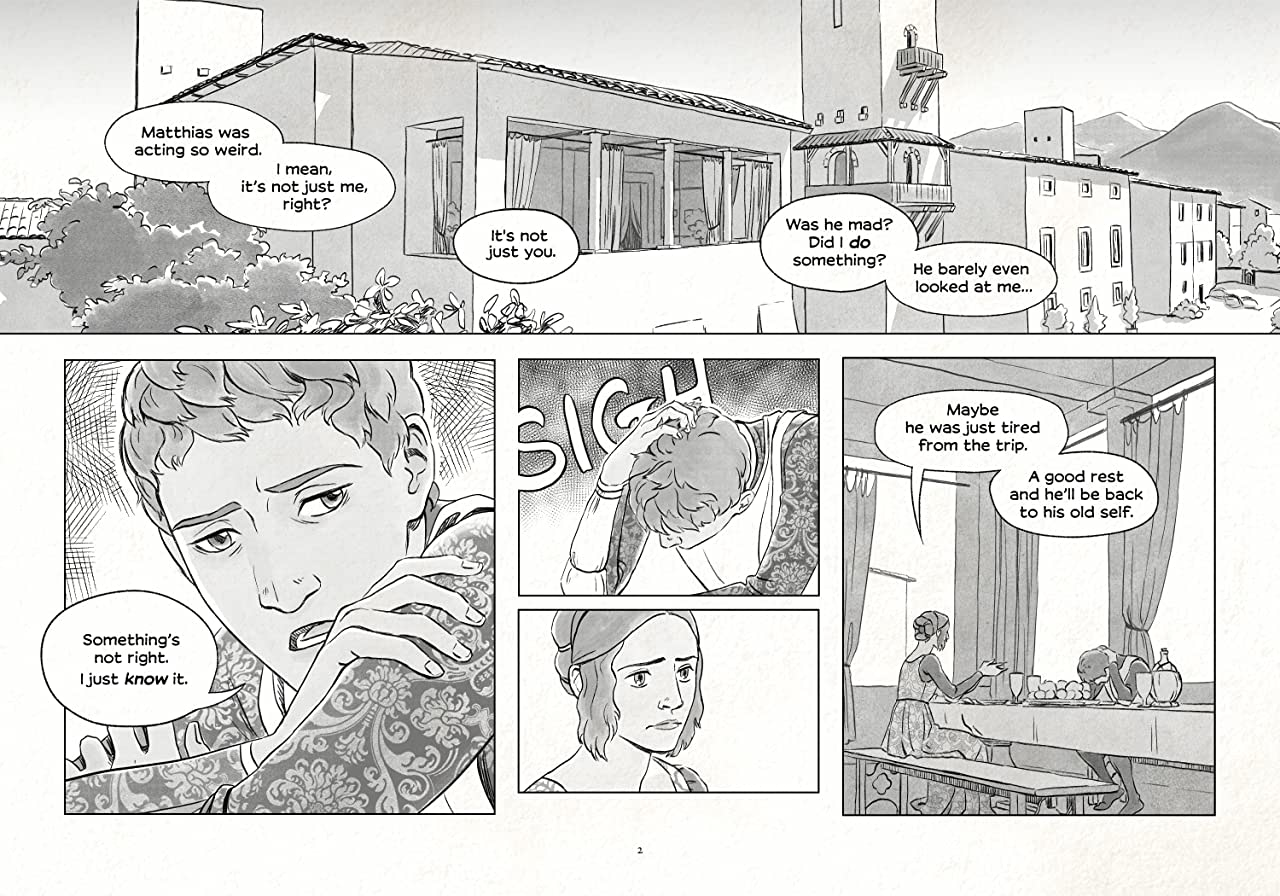 The Sun Prince, the Saint and the Changeling #2