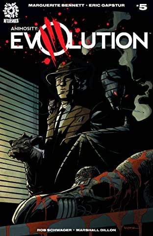 Animosity: Evolution #5