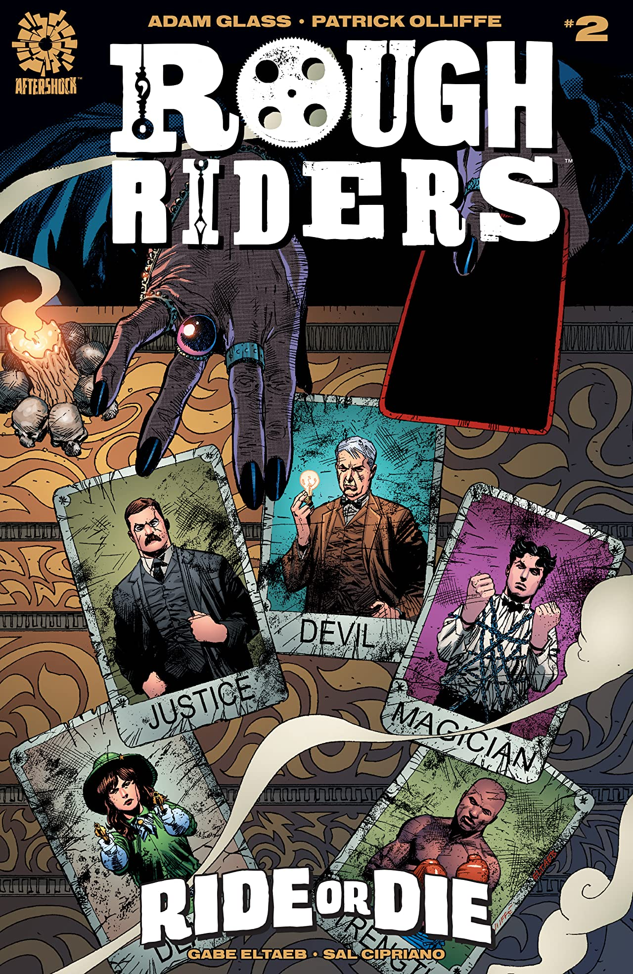 Rough Riders: Ride or Die No.2