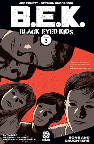 Black-Eyed Kids Vol. 3